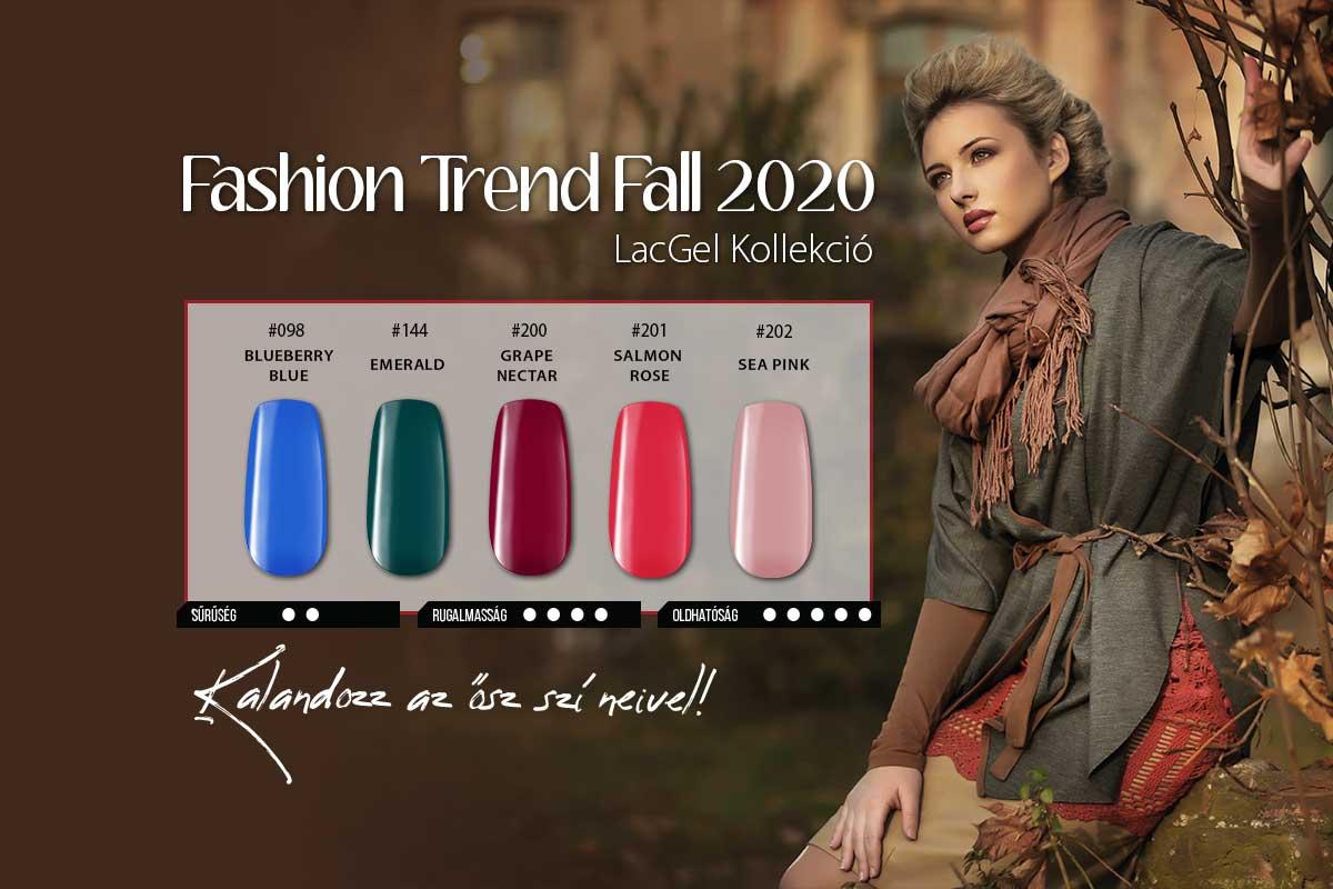 Fashion Trend Fall 2020 - Kalandozz az ősz színeivel!