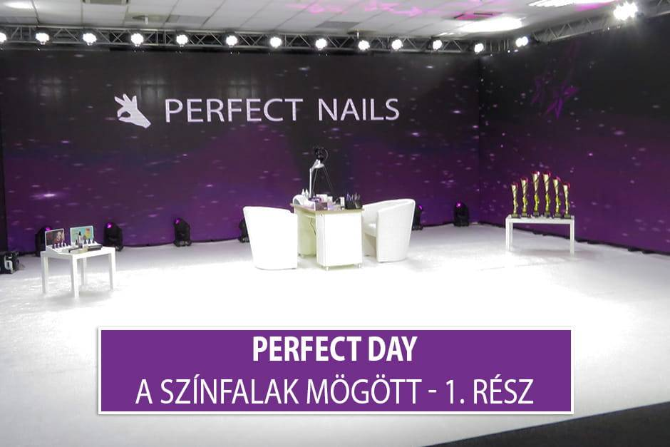 Darabos Évi - Perfect Day a színfalak mögött – 1. rész