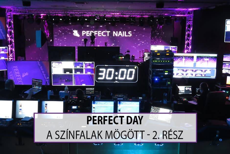 Darabos Évi - Perfect Day a színfalak mögött – 2. rész