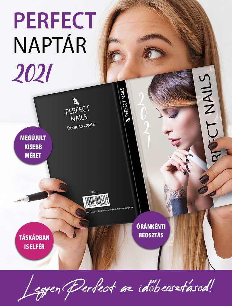 Perfect Nails Körmös Naptár 2021