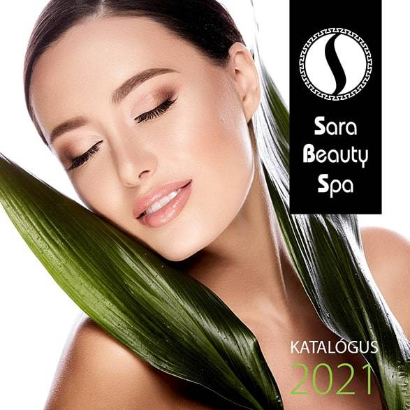 Sara Beauty Spa Katalógus - 2021