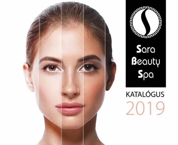 Sara-Beauty-Spa Katalógus - 2019