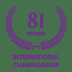 81 Victories International Championship