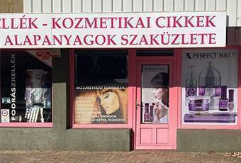 Drávi Fodrászkellék Zalaegerszeg
