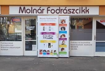 Molnár Fodrászcikk Győr