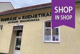 Zipper Fodrászkellék és Kozmetika Debrecen