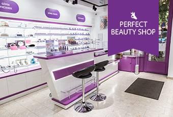 Perfect Beauty Shop Szent István Budapest