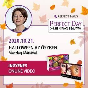 Halloween az őszben - Maszlag Máriával - Perfect Day Online