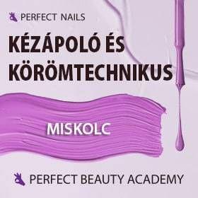 Professzionális Magyar Kézápoló és Műkörmös Tanfolyam - OSZJ - Miskolc