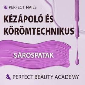 Professzionális Magyar Kézápoló és Műkörmös Tanfolyam - OSZJ - Sárospatak