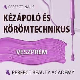 Professzionális Magyar Kézápoló és Műkörmös Tanfolyam - OSZJ - Veszprém
