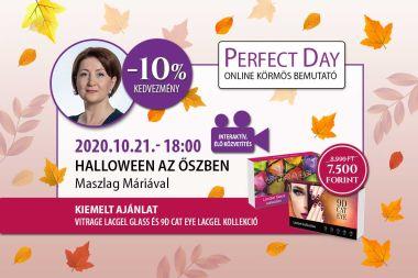 Halloween az őszben - Maszlag Mária - Perfect Day Online