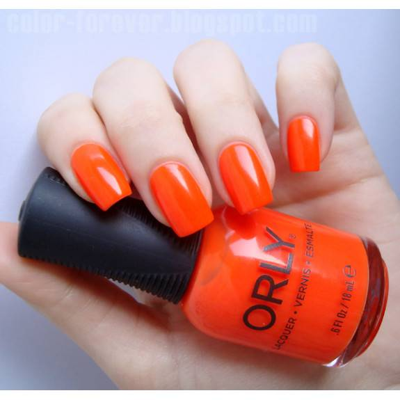 ORLY körömlakk - Orange Punch - 18ml