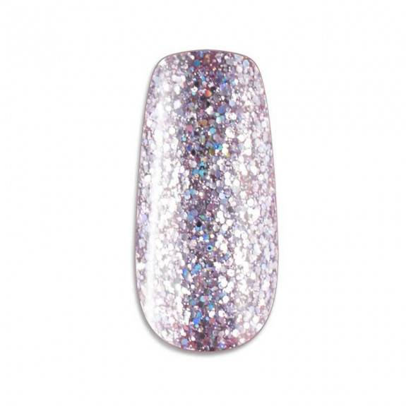 LacGel Effect E019 Gél Lakk 4ml - Disco Ball - Disco
