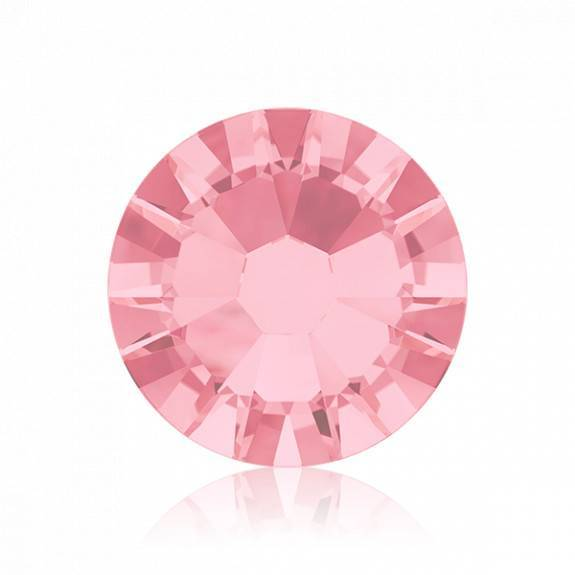 Swarovski strasszkő - SS5 Light Rose 25db